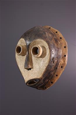 Afrikaanse kunst - Pende Bwala-Bwala Masker