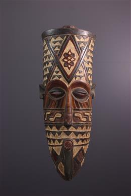 Afrikaanse kunst - Masque Cuba