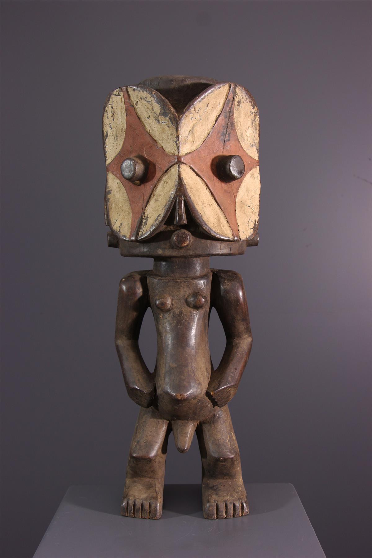 Standbeeld Bembe - Afrikaanse kunst