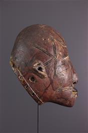 Masque africainMakonde masker