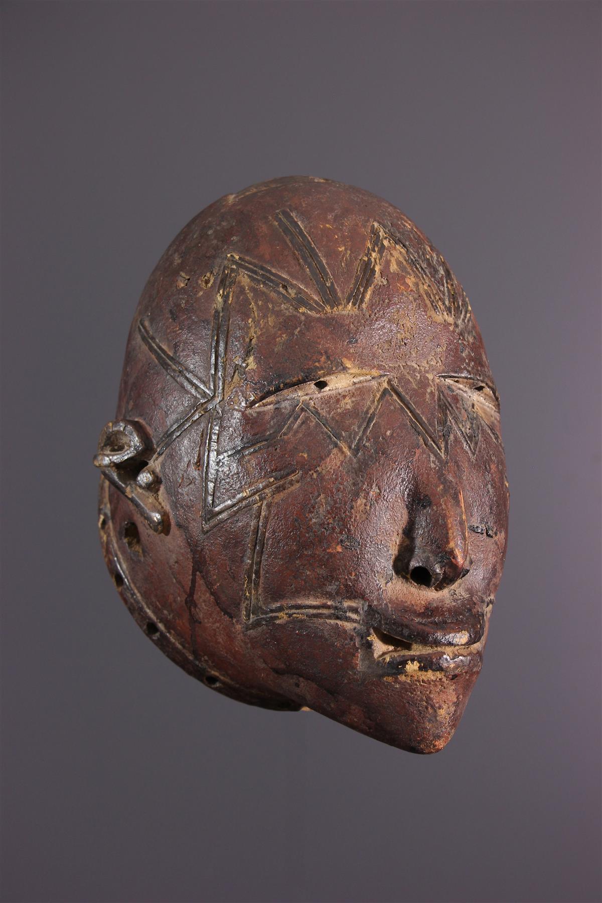 Makonde masker - Afrikaanse kunst