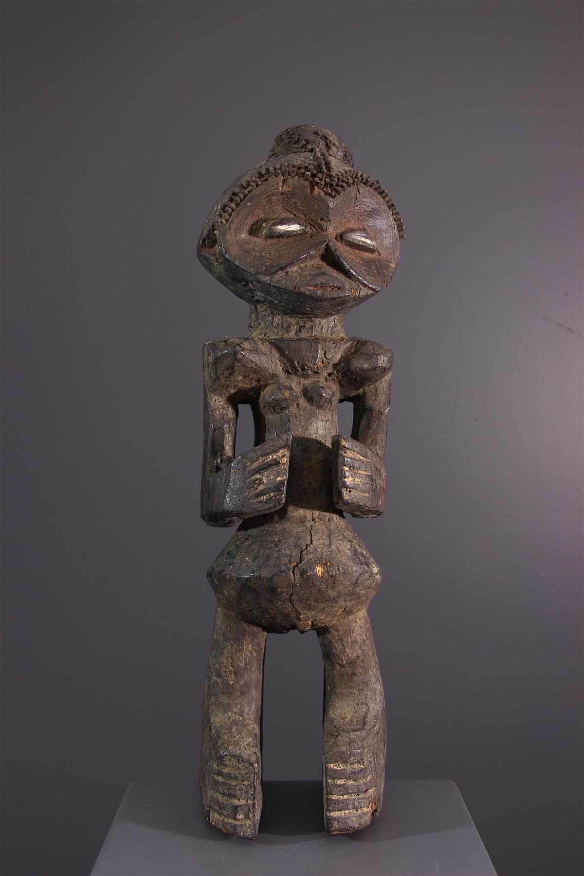Mambila standbleed - Afrikaanse kunst
