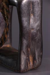 Statues africainesLuba beeldjes