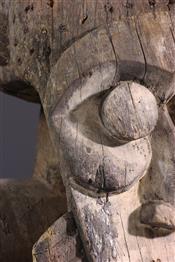 Statues africainesMambila standbeeld