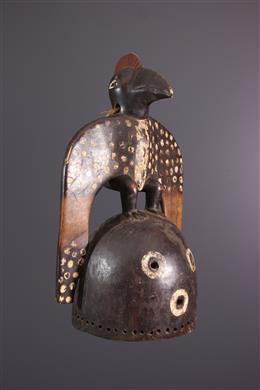 Senoufo kuif masker