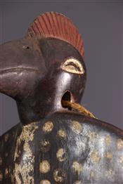 Masque africainSenoufo masker