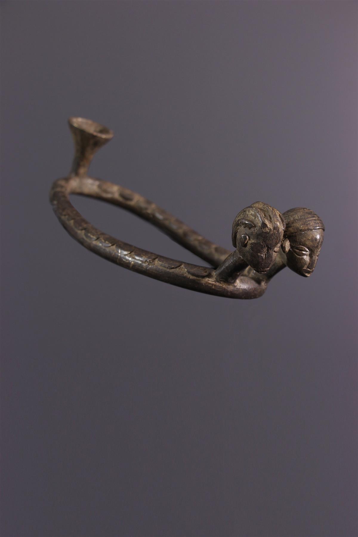 Lobi brons  - Afrikaanse kunst