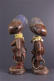 Statues africainesYoruba tweelingen