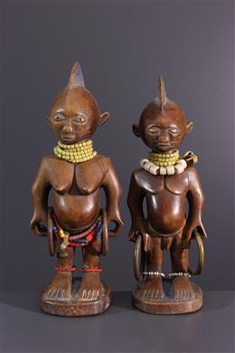 Ere Ibeji Yoruba beeldjes