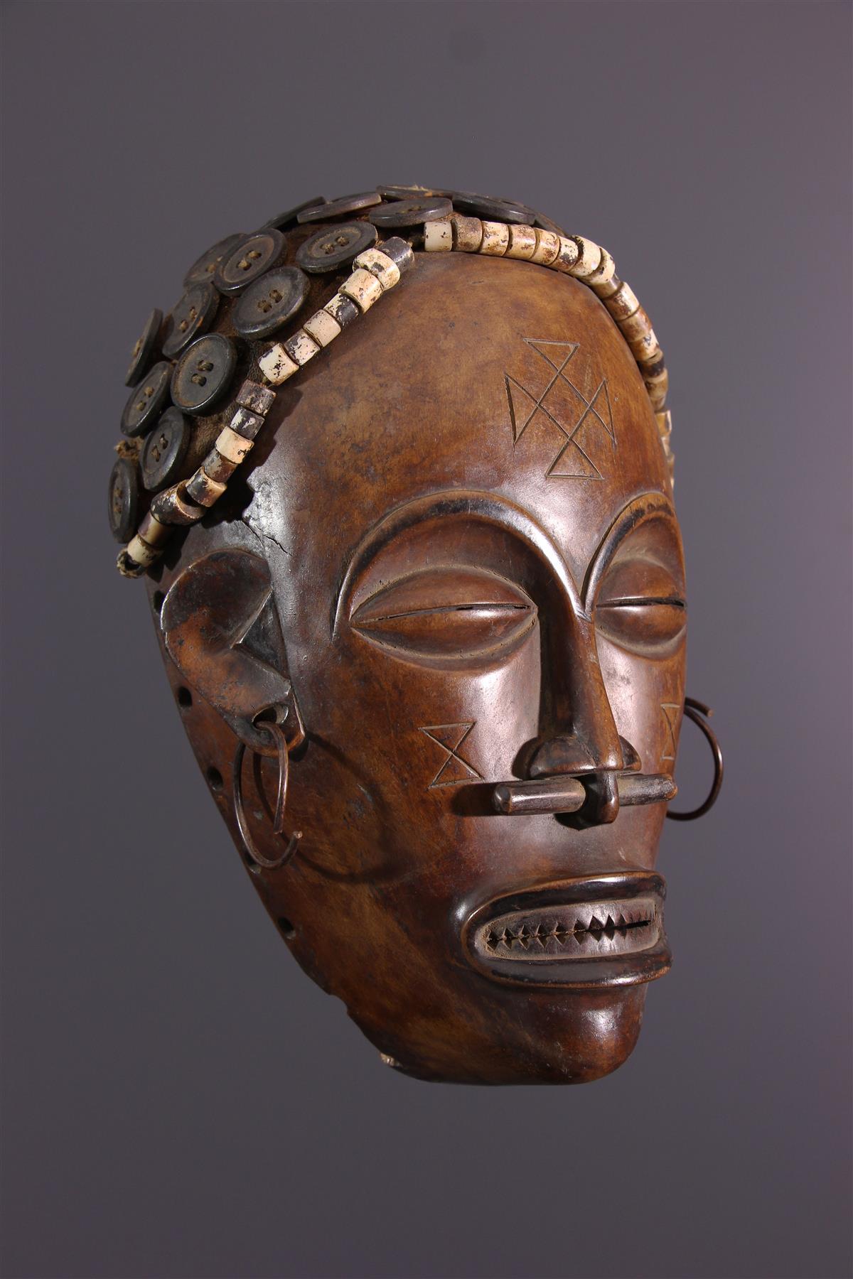 Lovale Masker - Afrikaanse kunst
