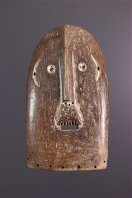 Afrikaanse kunst - Hunde masker, Bira