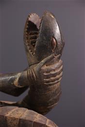 Statues africainesSenoufo standbleed