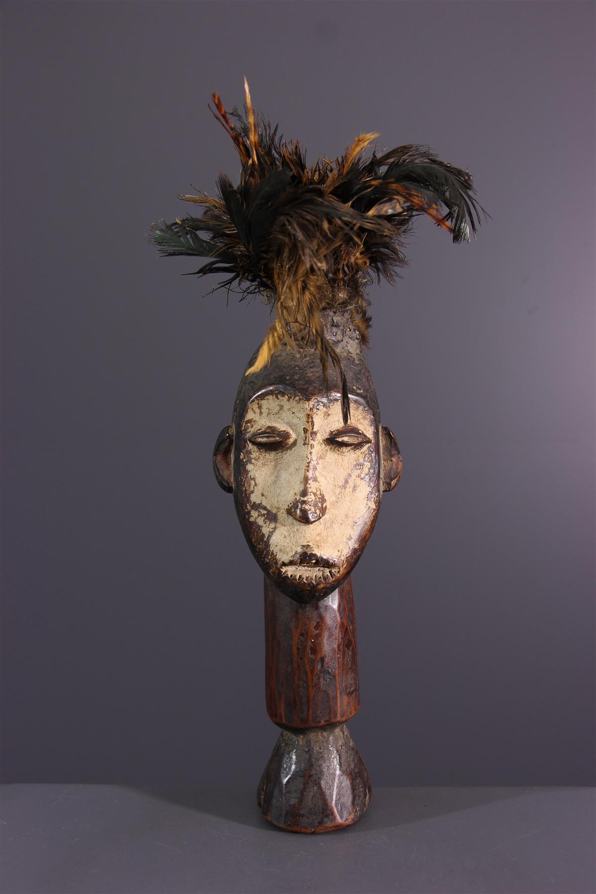 Lega bust  - Afrikaanse kunst