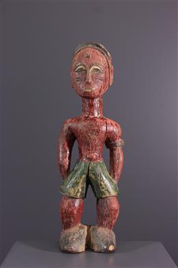 Afrikaanse kunst - Baule Waka Sona standbleed