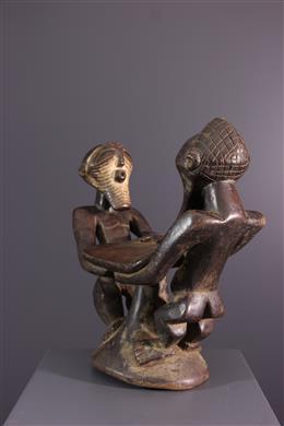 Afrikaanse kunst - Songye standbleed