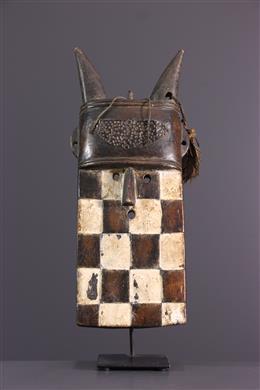 Afrikaanse kunst - Toma Bakrogui klein masker