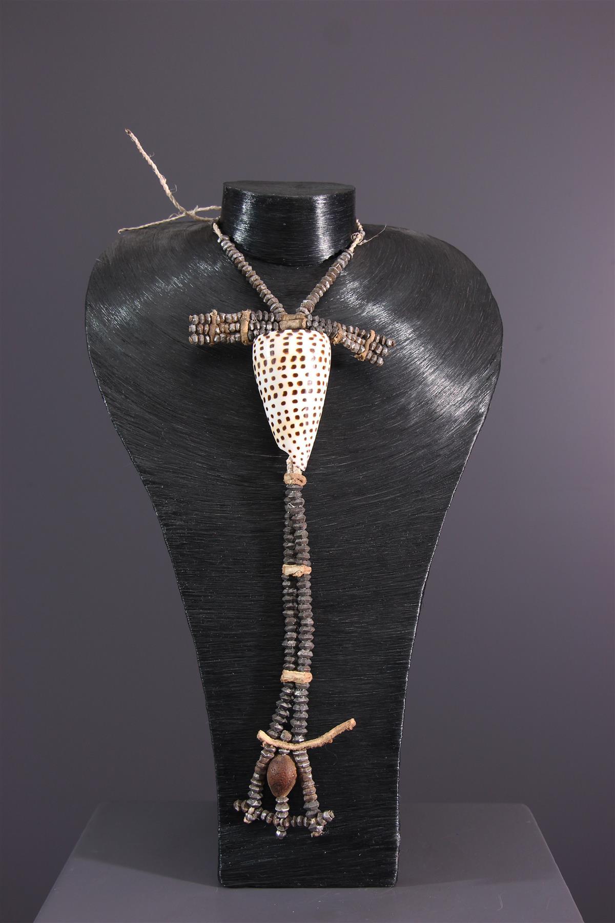 Himba halsketting - Afrikaanse kunst
