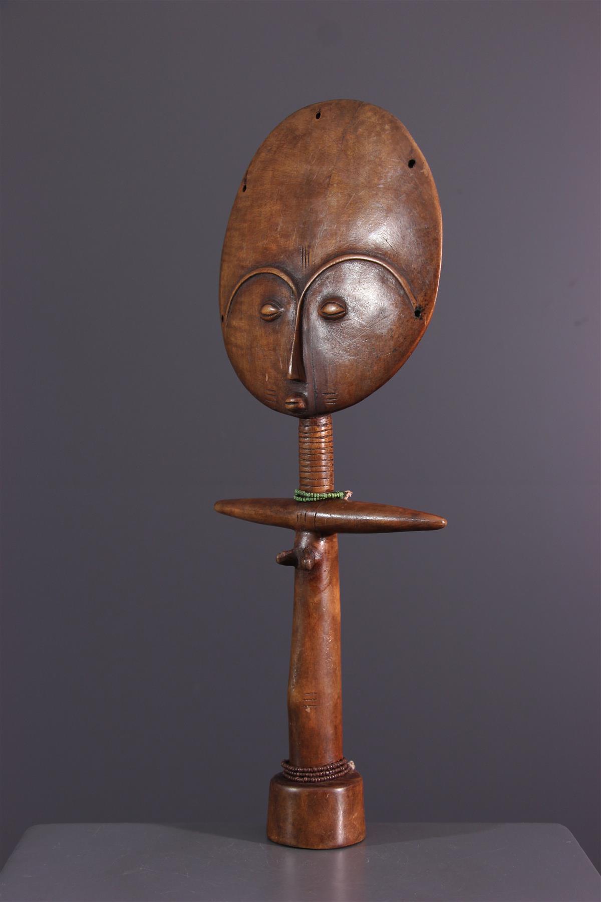 Ashanti pop - Afrikaanse kunst