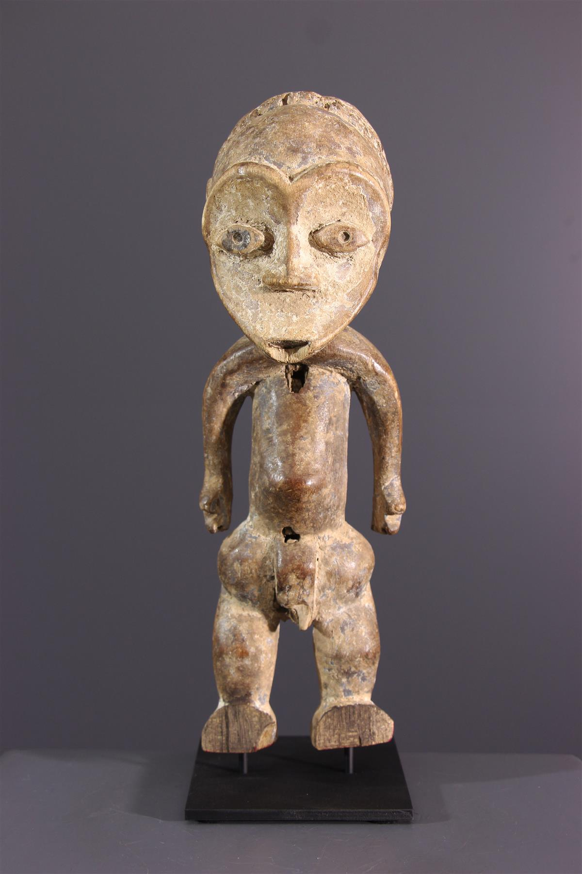 Zande beeldje - Afrikaanse kunst