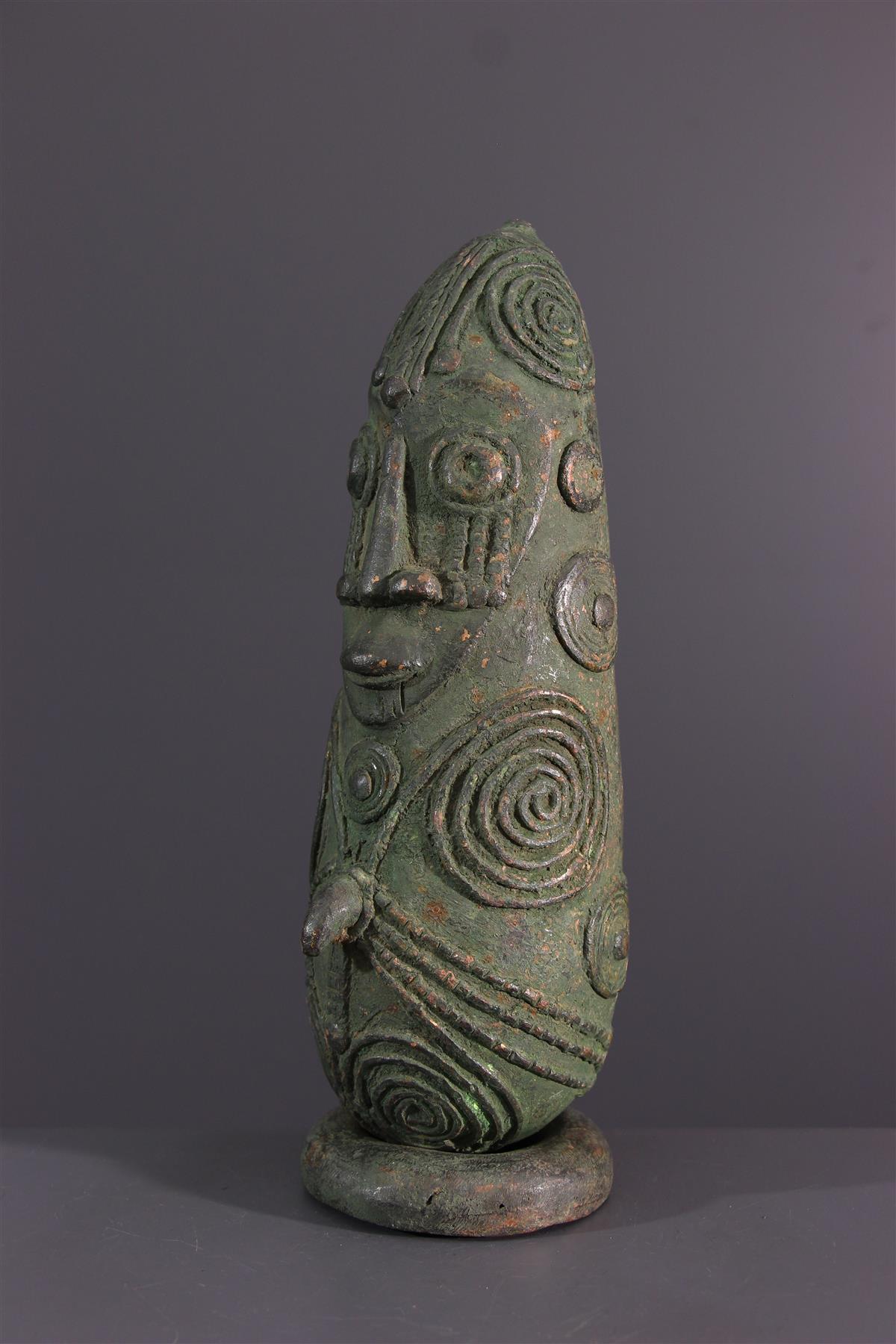 Mambila bronzen - Afrikaanse kunst