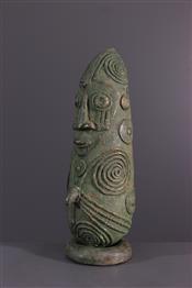 bronze africainMambila bronzen