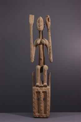 Afrikaanse kunst - Dogon Satimbe masker