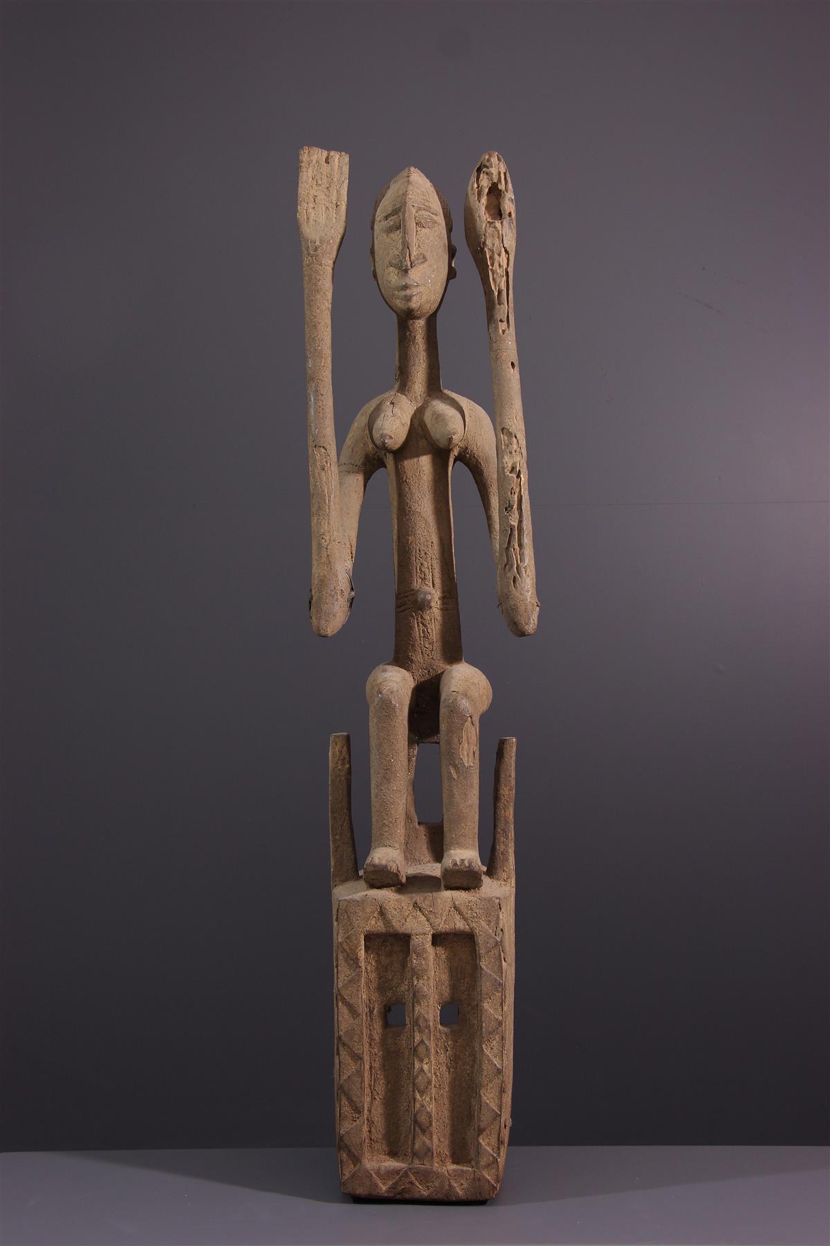 Dogon masker - Afrikaanse kunst