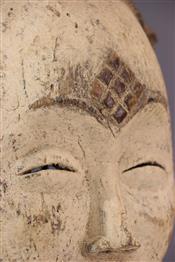 Masque africain Punu masker