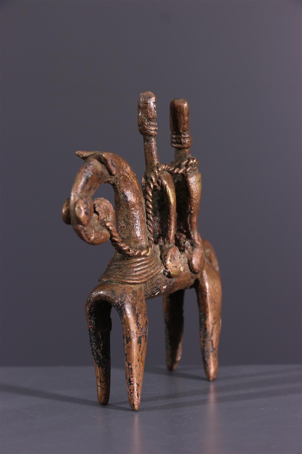 Sao brons - Afrikaanse kunst