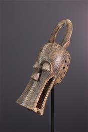 Masque africainBaoule masker