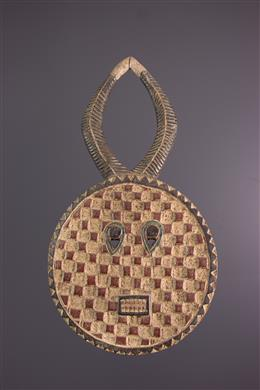 Afrikaanse kunst - Kplé kplé Goli Baoule masker