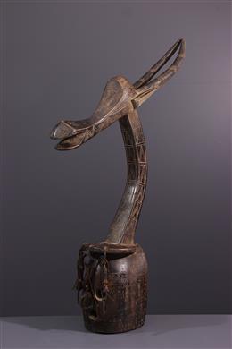 Afrikaanse kunst - Antilope kuif Adone Kurumba
