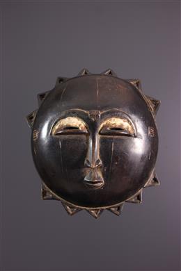 Afrikaanse kunst - Baule/Yaure masker