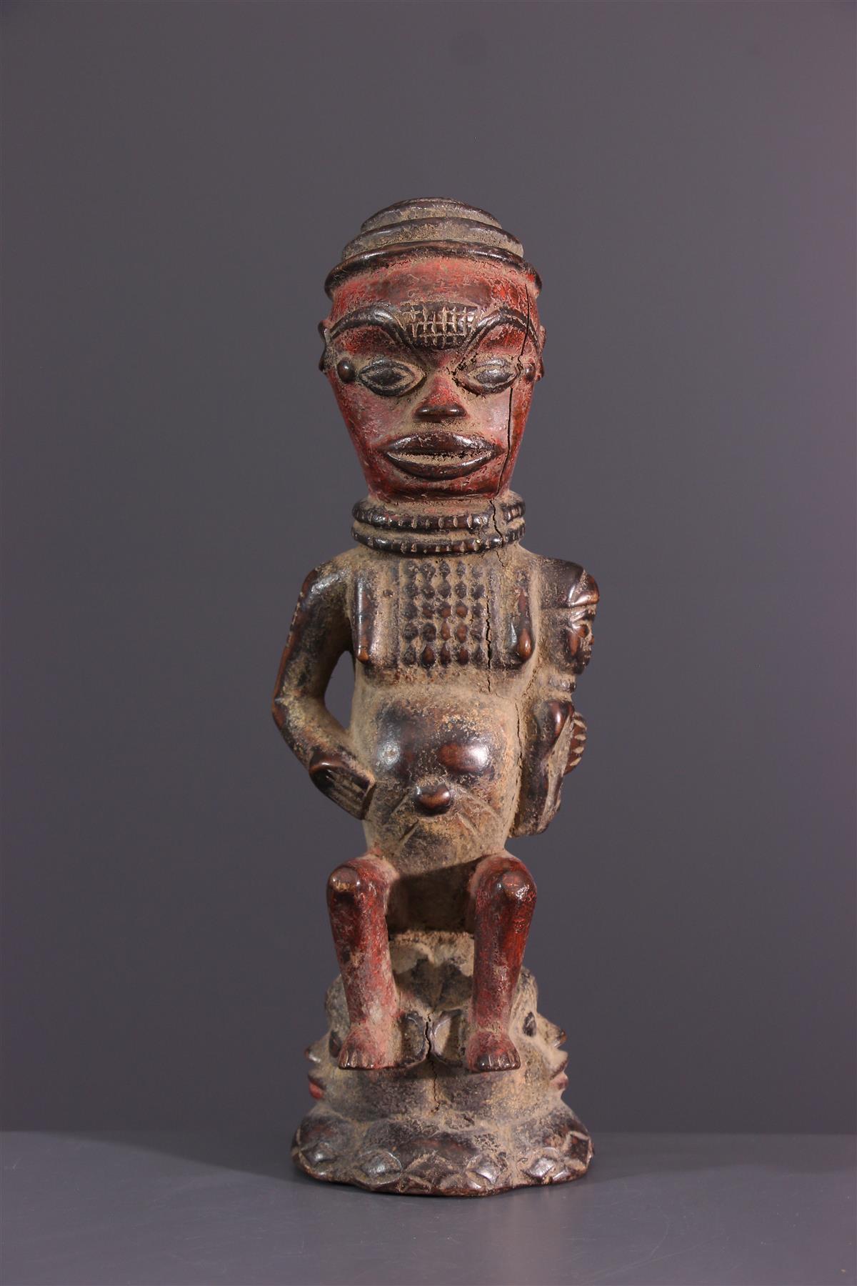 Kouyou beeldje - Afrikaanse kunst