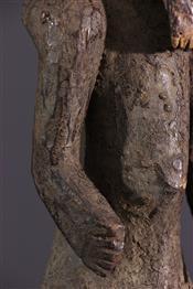 Statues africainesKaka standbeeld