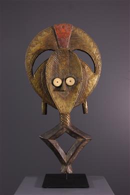 Kota Mbulu Ngulu relikwie figuur