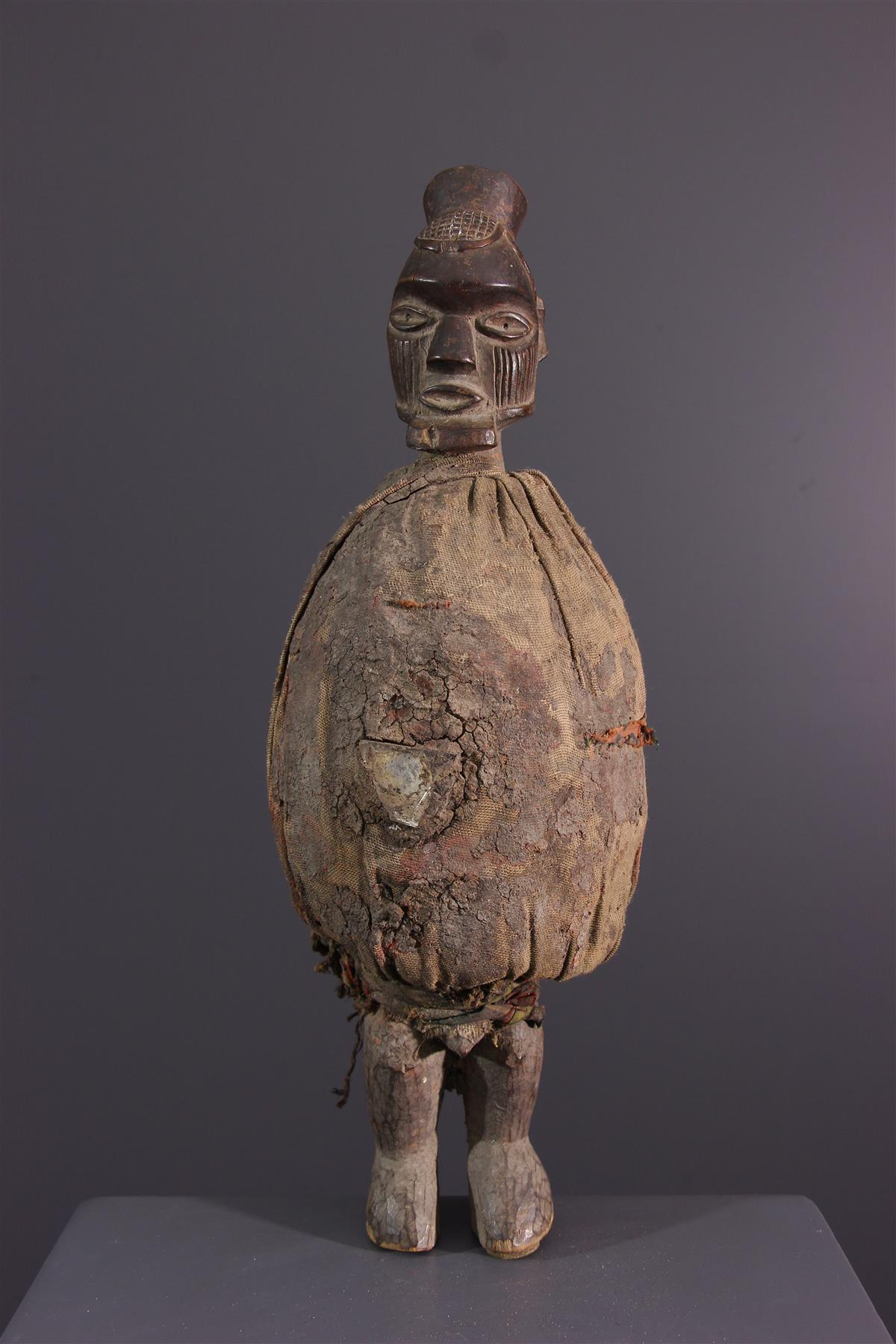 Téké fetisj  - Afrikaanse kunst
