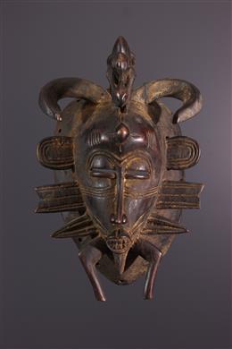 Senoufo Kpeliye masker