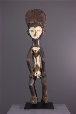 Afrikaanse kunst - Mbole Ofika standbeeld