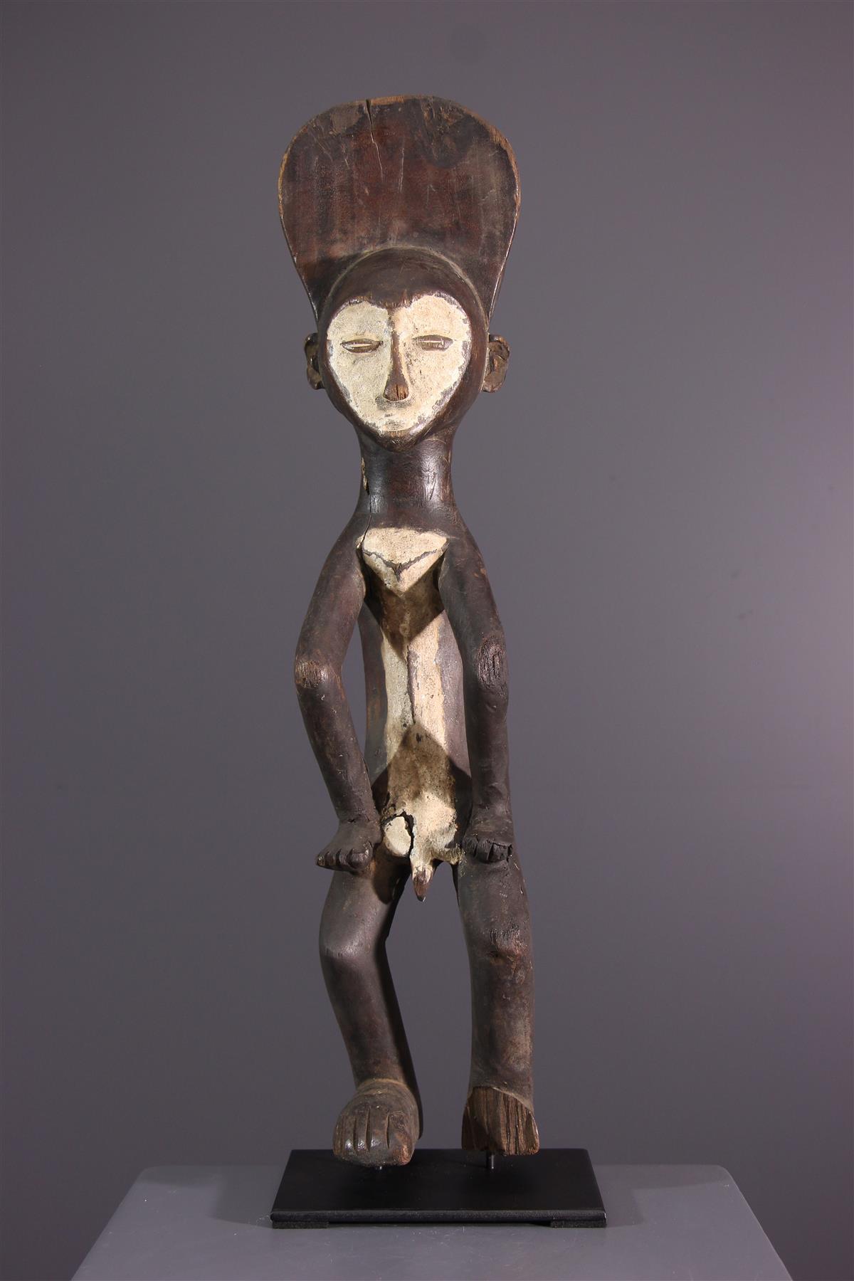 Mbole standbeeld - Afrikaanse kunst