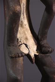 Statues africainesMbole standbeeld