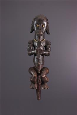 Fang Ntumu voorouderfiguur van de Byeri