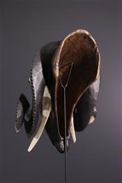 Masque africainBaule masker