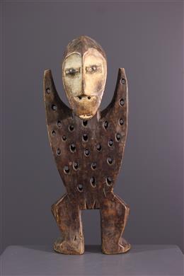 Afrikaanse kunst - Lega Katanda/Kasangala standbeeld