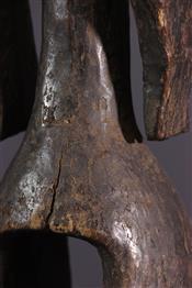 Statues africainesMumuye standbeeld