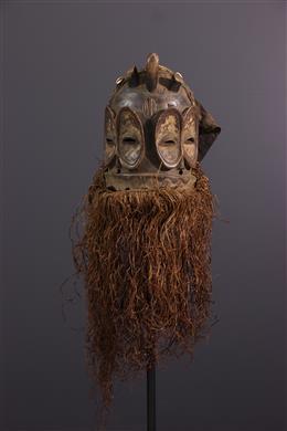 Bembé Ibulu lya alunga masker