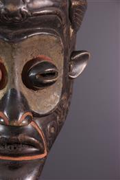 Masque africainBena Lulua masker