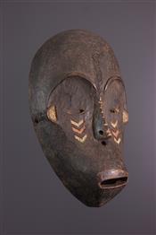Masque africainGbandi masker