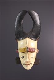 Masque africainLigbi masker