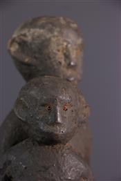 Statues africainesZigua beeldje
